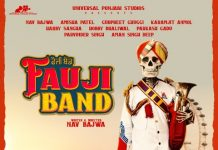 Nav Bajwa and Amisha Patel pairing up in Punjabi movie 'Fauji Band'
