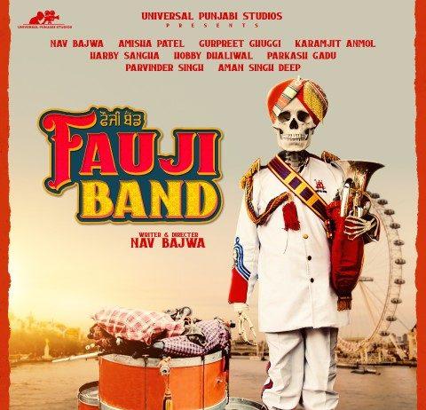 Nav Bajwa and Amisha Patel pairing up in Punjabi movie 'Fauji Band'
