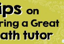What should we look for before hiring a Mathematics Tutor?