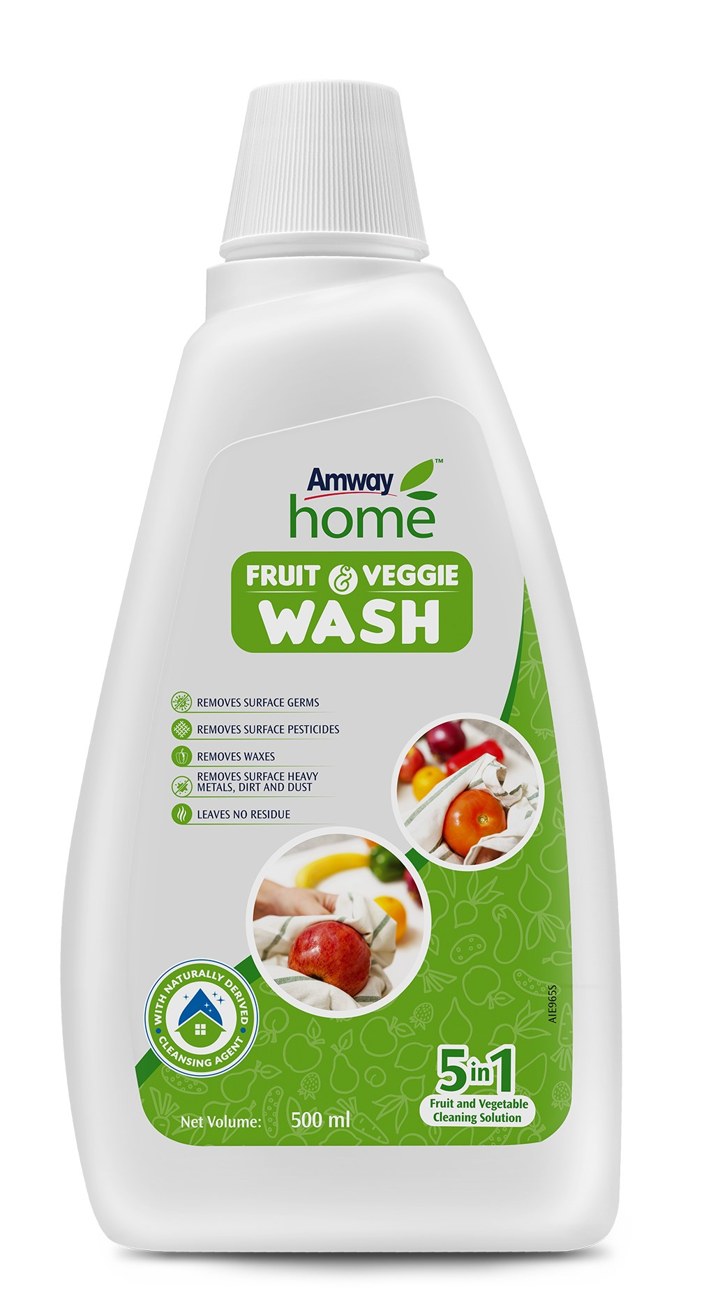 Amway Forays into Vegetable and Fruit Hygiene Category