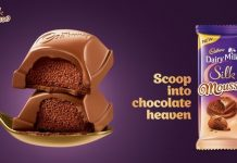 Mondelez India Launches 'Cadbury Dairy Milk Silk Mousse'