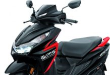 Honda launches all new Grazia Sports Edition