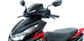 Honda launches all new Grazia Sports Edition