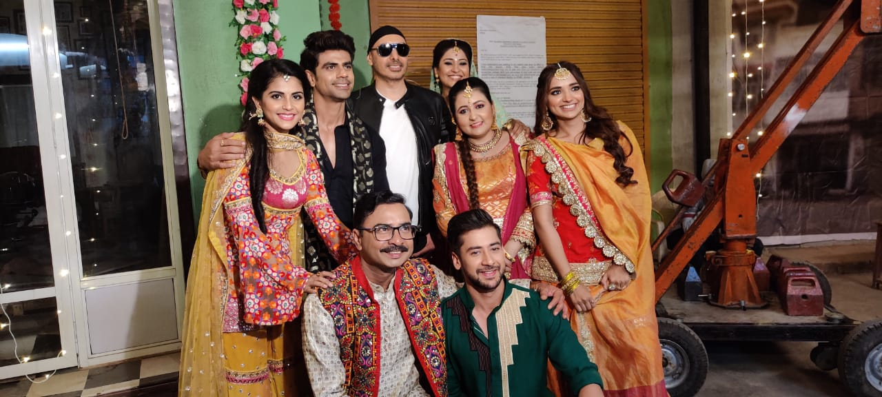 Popular Punjabi Singer Sukhbir to make a cameo on Sony SAB's Kaatelal & Sons