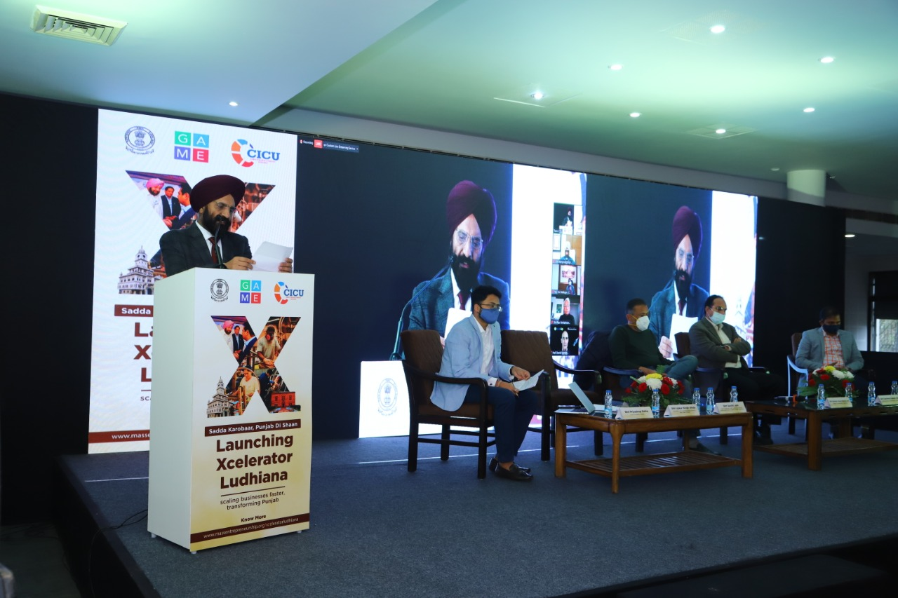 Launch of Xcelerator Ludhiana