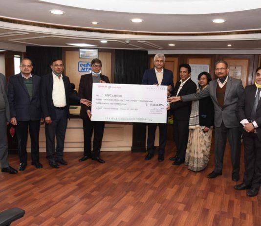 NTECL pays Interim Dividend