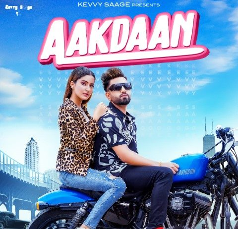 Kevvy Saage releases his romantic beat number 'Aakdaan'
