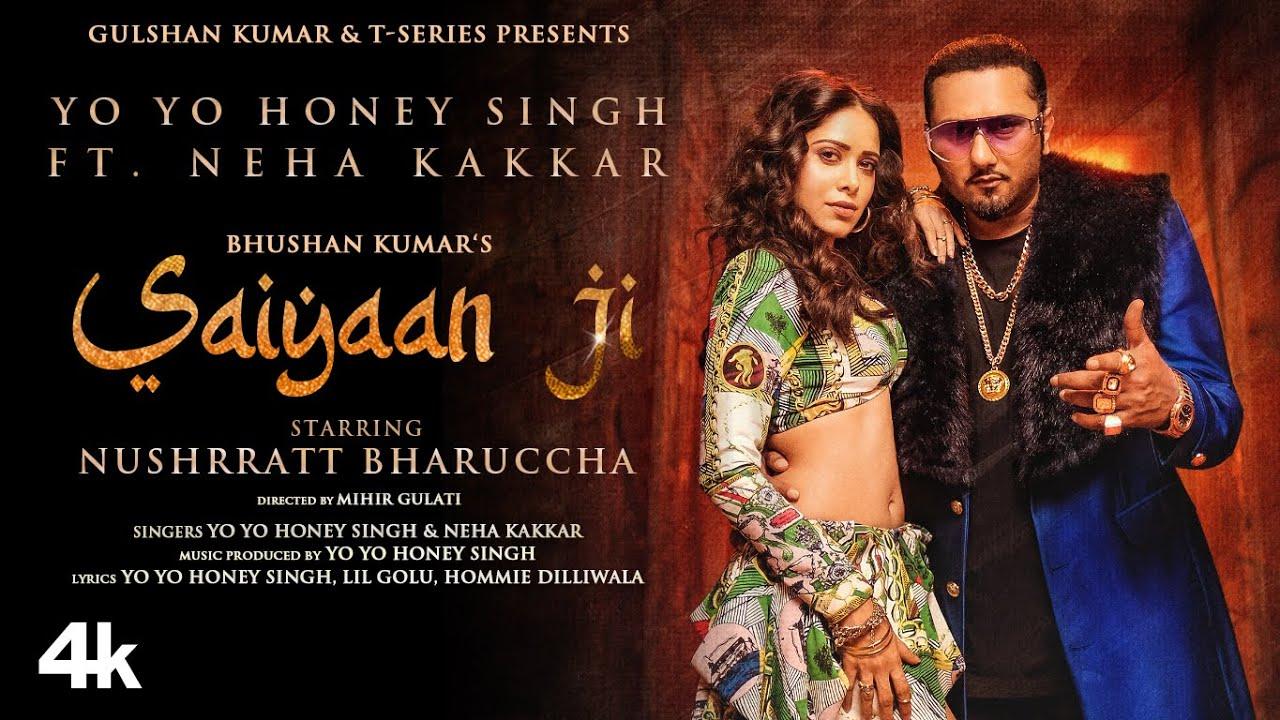 YO YO Honey Singh's Saiyaan Ji Video Song