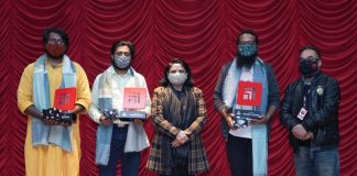 Special Screening of documentary film 'Moving Upstream: Ganga' held for the students of Chitkara University