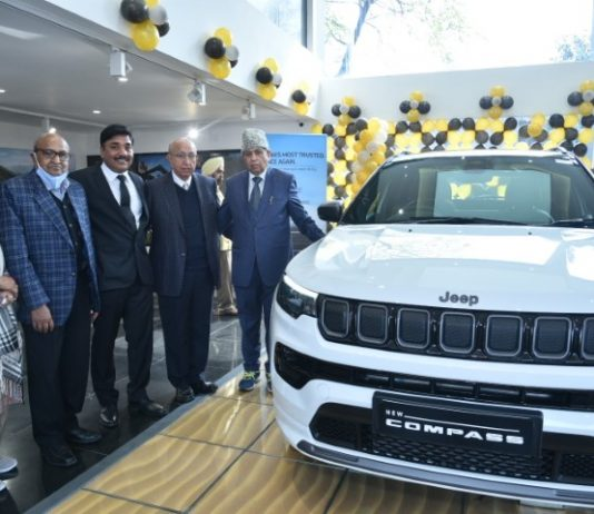 2021 Jeep Compass Launched at WSL Automobiles