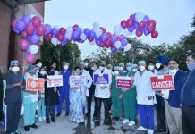 Fortis Hospital observes World Cancer Day