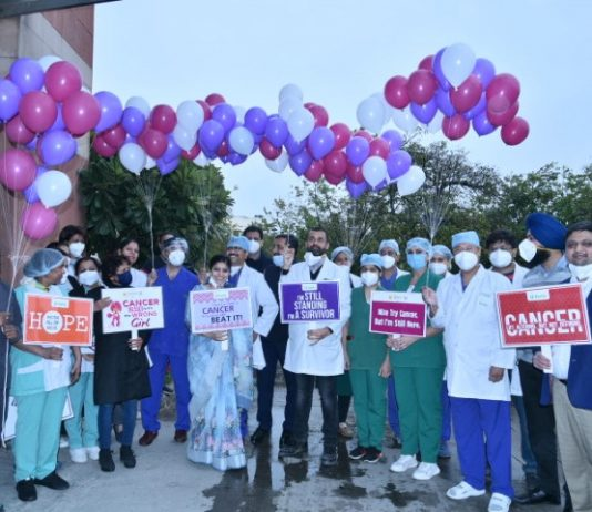 Fortis Hospital observes World Cancer Day