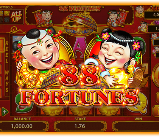 88 Fortunes Slot game reviewed