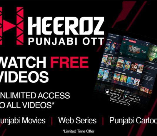 First Punjabi OTT HEEROZ Launched