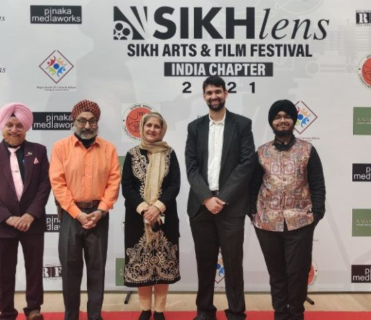 Second Sikhlens Sikh Arts and Film Festival enthralled city art lovers