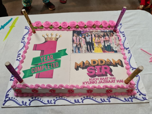 Sony SAB's Maddam Sir celebrates first anniversar