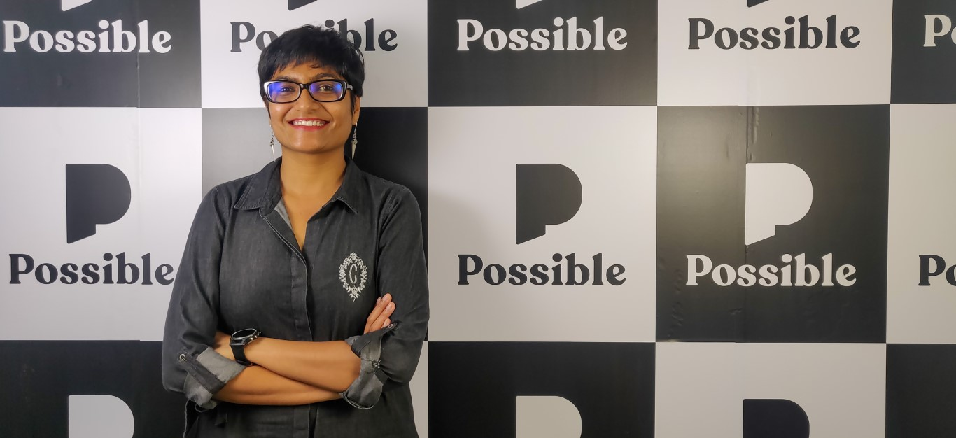 Megha More (Co-founder and COO of Possible)