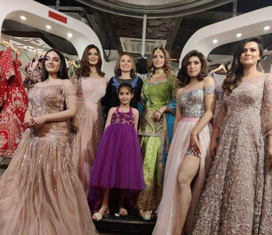 Punjab's Famous Traditional Designer Label Jaamawar Minx Unveils Outlet in Jalandhar