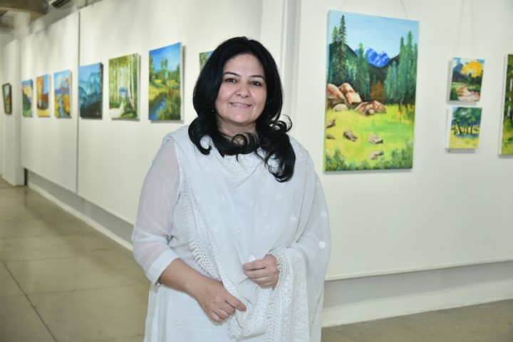 Creating Art That Transcends Benchmarks - Anu Singh