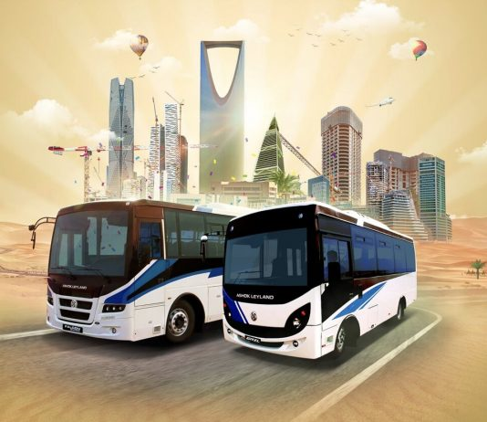 Ashok Leyland Unveils Smart Transport Solutions in Oman