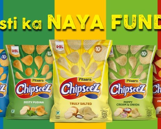Pitaara brings a brand of potato chips – ChipseeZ