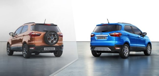 Ford Introduces New EcoSport SE Featuring Global Design Cues at 10.49 Lakh