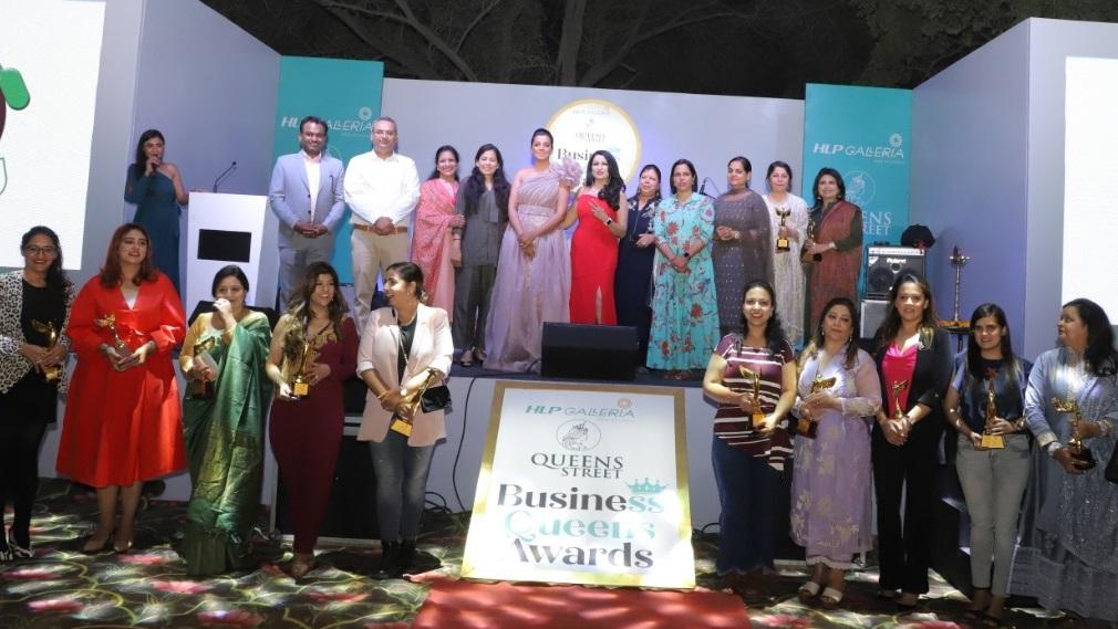 HLP Galleria, Mohali felicitate women entrepreneurs
