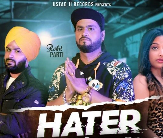 'Hater' song receives massive response