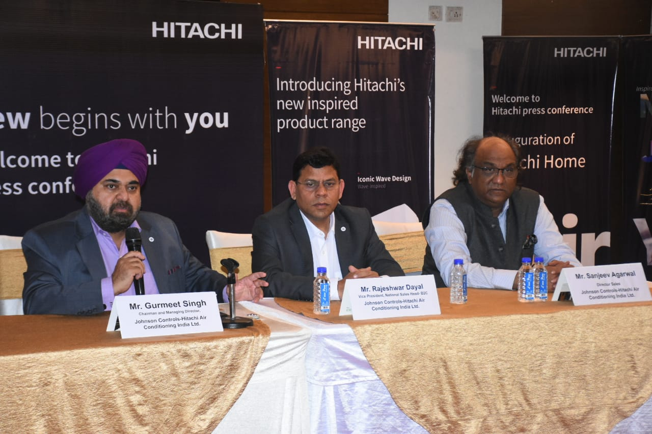 Johnson Controls - Hitachi Air Conditioning India announces expansion plans to strengthen its presence in Punjab