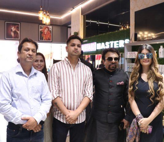 'Naomi's Head Masters' salon opened in Mohali