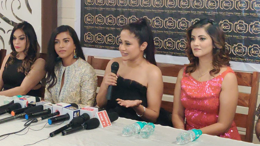 Chandigarh' s International Super Model Title winner Kamal Cheema turns Producer: