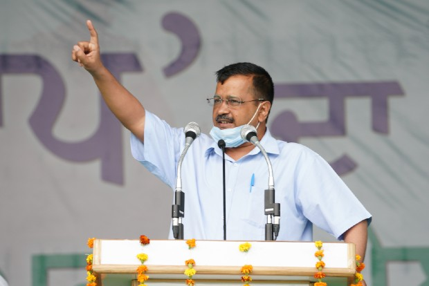 Kejriwal makes pitch for 2022 Punjab Assembly poll campaign