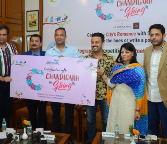 'Chandigarh In Spring' Photography & Poetry Contest Unveiled