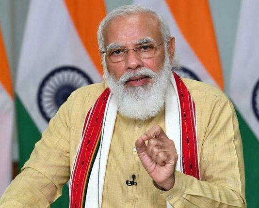 Modi warns voters of Congress 'lies' in poll-bound Assam