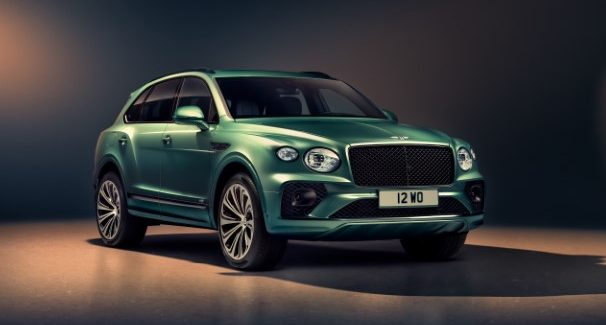 New Bentley Bentayga launched in India