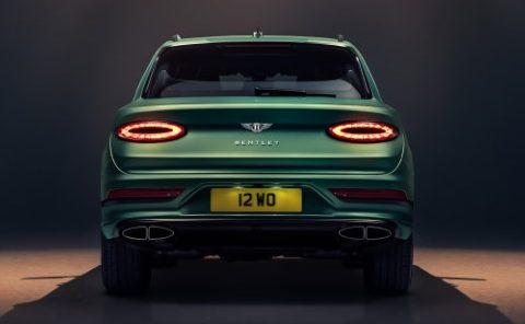 New Bentley Bentayga launched in India