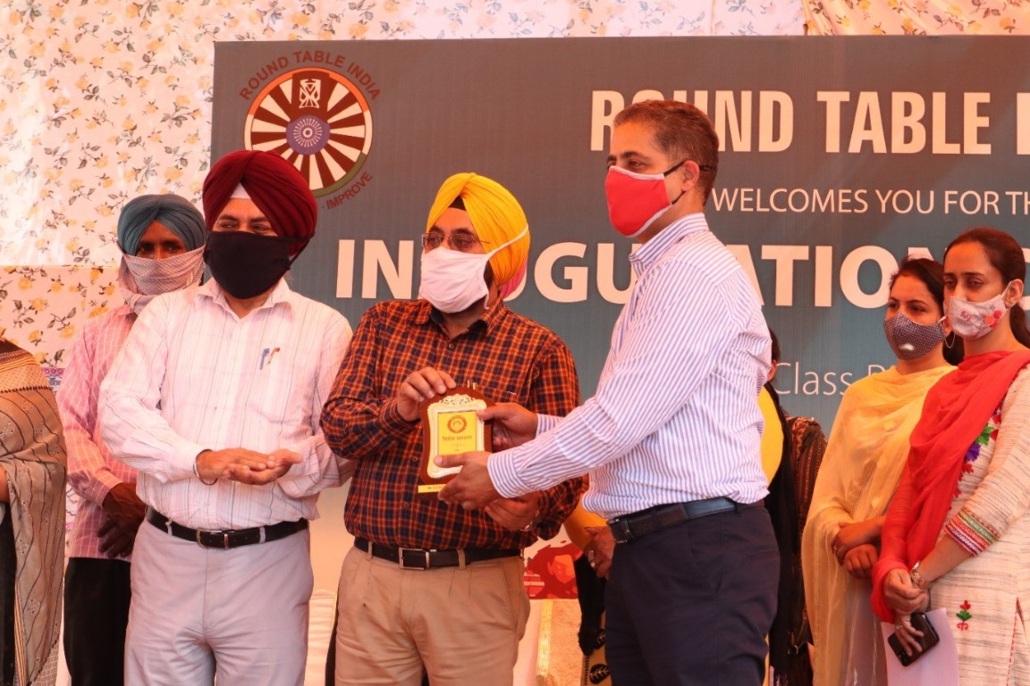 Punjab Kings and Round Table India join forces to improve educational facilities in Punjab
