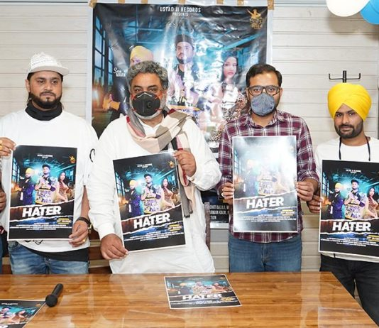 'Hater' by Rohit Parti and Sau Maan launched by Hobby Dhaliwal