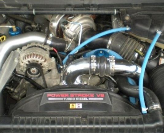Powerstroke engines