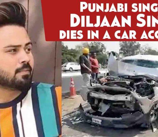 Punjabi singer Diljaan Singh killed in road accident