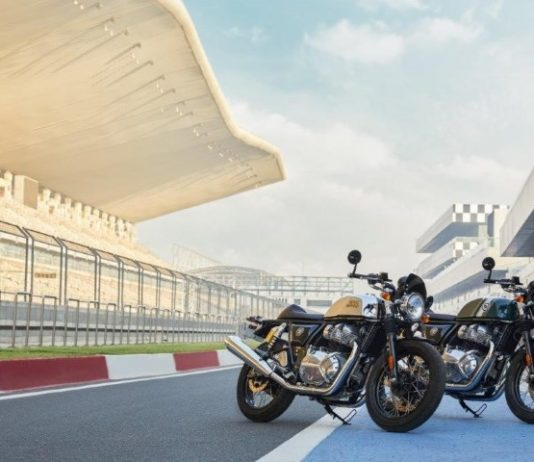 5 new eye catching colourways for Royal Enfield Interceptor 650 and Continental GT 650