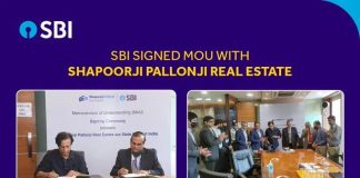 SBIand Shapoorji Pallonji Real Estate sign MoUto offerseamless home buying experience