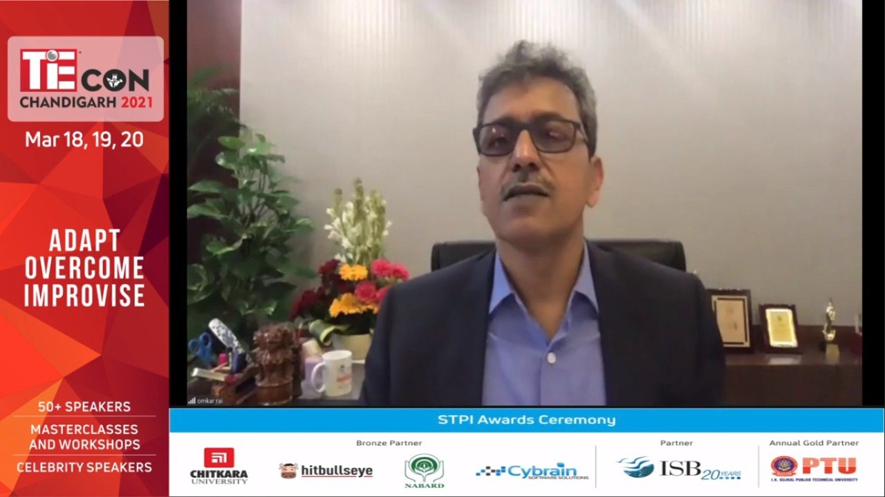STPI Annual IT Exports awards announced in TiECON Chandigarh