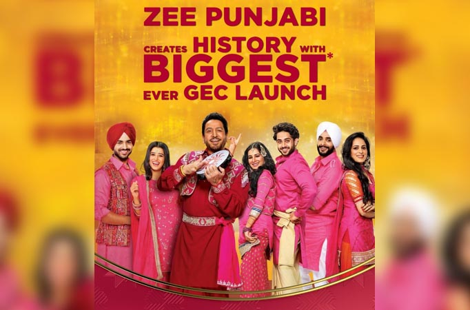 Zee Punjabi emreges as the TRP king with all Top Shows on the List