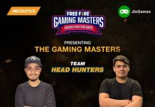 Gaming Masters' by Jio & Mediatek receives overwhelming reponse