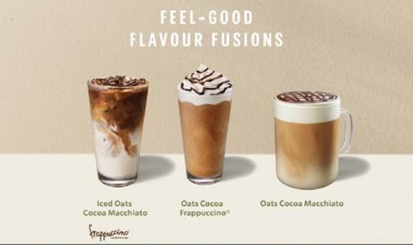 Starbucks Introduces Oat Milk