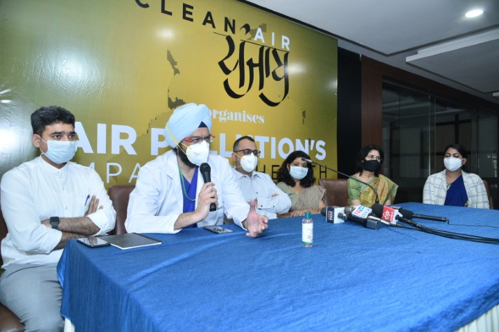 Tricity Doctors raise a health alarm about rising air pollution in Region