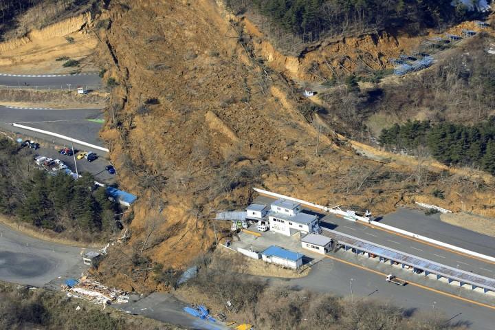 5.8-magnitude quake jolts Japan's Miyagi prefecture
