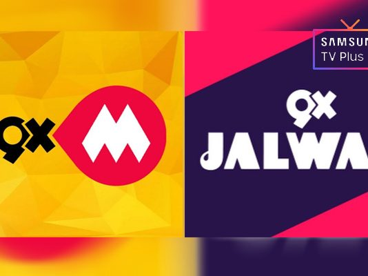 9XM and 9X Jalwa now also available on Samsung TV PLUS
