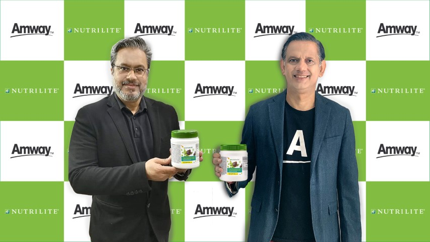Amway Nutrilite Strengthens its nutrition portfolio